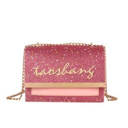 $enCountryForm.capitalKeyWord UK - good quality Candy Crossbody Bags New 2019 Chain Strap Bag Women Messenger Bag Flap Handbag Small Summer Bags Cute Girl Fashion