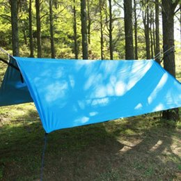 $enCountryForm.capitalKeyWord NZ - Large Sun Shelter Tent Waterproof Awning Hiking Portable Canopy Outdoor Gazebo Camping Tent 3*3m Big Size Tarp
