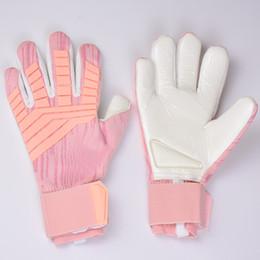 Nouvelle arrivée gants de gardien gardien de but de football professionnel épaissie sans gants de football gardien gardien en Solde