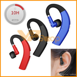 $enCountryForm.capitalKeyWord Australia - M11 Bluetooth Earphone Wireless Headphone Ear Hook Earbud Single Headsets With HD Microphone Phone Earpiece For iPhone Xiaomi Samsung
