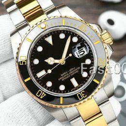 Luxury Ceramic Bezel New Mens Mechanical SS 2813 Automatic Movement Watch Designer Sports Fashion men Master Watches Wristwatches vakcak on Sale