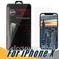 Iphone Shattered Screen Australia - Top sell Tempered Glass Screen Protector Anti-Shatter Film For iPhone X Xr Xs Max 8 7 6 Plus 5S Samsung J3 J7 Prime 2017 2018 LG stylo 3 4