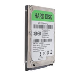 Venta al por mayor de Universla 2,5 pulgadas de 320 GB disco duro interno del ordenador portátil de disco SATA 2 8M 5400