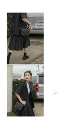 Gray Mid Length Dress Australia - Fashion fashion avant-garde retro Plaid suit women's new Hong Kong-flavored loose half-length skirt two-piece suit in the summer of 2019