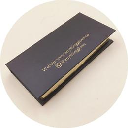 $enCountryForm.capitalKeyWord Australia - Wholesale 2019 Best Premium 3D Silk Lashes Faux Strip False Fake Eyelashes label custom packaging box