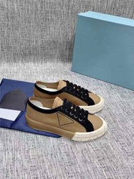 Wholesale flowers weights online – design Classic Women Canvas Shoes with Rubber Sole Light weight Casual Canvas Low Top Plimsolls Sneakers with box size