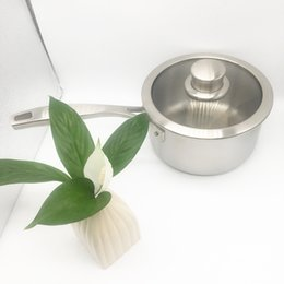 $enCountryForm.capitalKeyWord Australia - Best quality milk pot kitchen equipment 18*10CM titanium pot best quality best price safe and healthy household pot from china