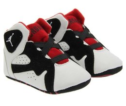 Wholesale Baby Boy Shoes Sneakers Autumn Solid Unisex Crib Shoes Infant PU Leather Footwear Toddler Moccasins Baby Girl First Walker Shoes Mos