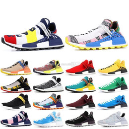 $enCountryForm.capitalKeyWord Australia - 2019 Cheap Nmd Human Race Pharrell Williams Men S & Women S Mc Tie Dye Solar Pack Mother Designer Fashion Sport Shoes