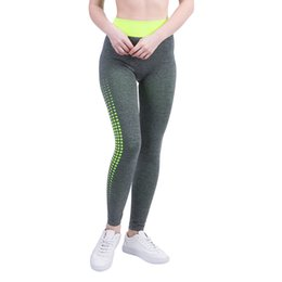 full sexy yoga Australia - fashion hot yoga trousers 2019 full length patchwork workout clothes for women sexy sport clothes Yoga leggings push up fitness