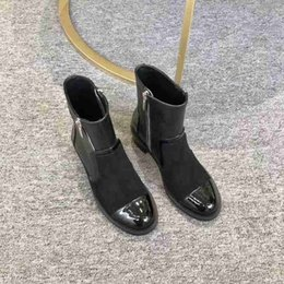 $enCountryForm.capitalKeyWord NZ - 2019 Winter Smooth Leather Women Luxury Designer High Boots Sexy Pointy Toe Ankle Buckles Ladies High Heel Boots korean style