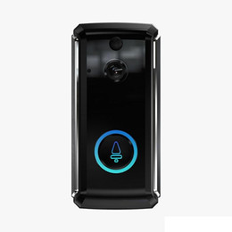 Chinese  M101 Smart Home Video Doorbell 1280P720P HD for Wifi Connection Real-time Video Camera Two-Way Audio Lens Wide Angle Night Vision PIR Motion manufacturers