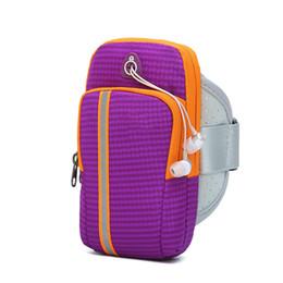 $enCountryForm.capitalKeyWord Australia - Sport Arm Running Bag GYM Bag Jogging Phone Outdoor Waterproof Nylon Cell Holder For iPhone Samsung huawei sony