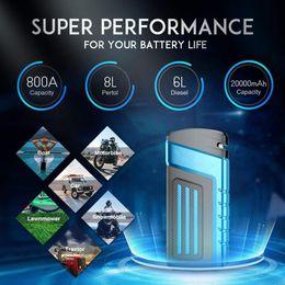 $enCountryForm.capitalKeyWord Australia - Emergency Starting Device 20000mAh Portable Car Jump Starter Power Bank 12V 800A Car Charger For Battery Buster LED