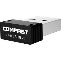 $enCountryForm.capitalKeyWord Australia - wifi dongle MT7601 150Mbsp USB 2.0 WiFi Wireless Network Card 802.11 b g n LAN Adapter with Antenna for Laptop PC Mini Wi-fi Wi