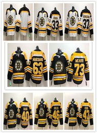 $enCountryForm.capitalKeyWord Australia - Men wholesale jersey 8 Cam Neely 33 Zdeno Chara 40 Tuukka Rask 88 Pastrnak hockey jersey cheap 10 sets free DHL shipping