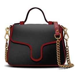 Luxury cashmere brands online shopping - Designer Luxury Handbags Purses Women Chain Bag High Quality Leather Brand Fashion Luxury Designer Bags OLFX Handbag