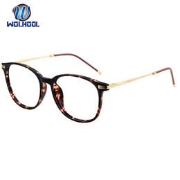 fbdebb0412 Womens Cheap Anti Blue Light Glasses Frame Mens Light Retro Thin Temples  Eyeglasses Frames Fake Glasses Frame