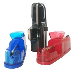 $enCountryForm.capitalKeyWord UK - Automatic Electric Cigarette Injector Rolling Machine Tobacco Maker Roller Electronic Grinder Spice Crusher Dry Herb Vaporizer Accessories