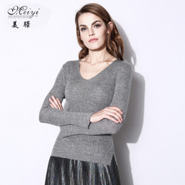 $enCountryForm.capitalKeyWord Australia - Season Suit-dress V Lead Temperament Rendering Unlined Upper Garment Woman Tiny Horn Self-cultivation Thin Sweater Jacket Woman