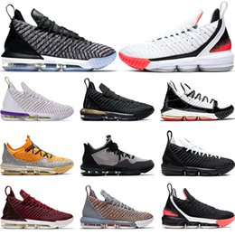 Lebron shoes size online shopping - 2019 lebron james basketball shoes for mens Multicolor Equality Home Im King Remix SuperBron Hot Lava mens sports sneakers size