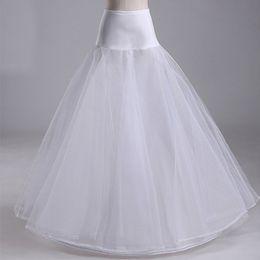 $enCountryForm.capitalKeyWord Australia - Best Selling High Quality A Line Tulle Wedding Bridal Petticoat White Black Underskirt Crinolines For Wedding Dresses
