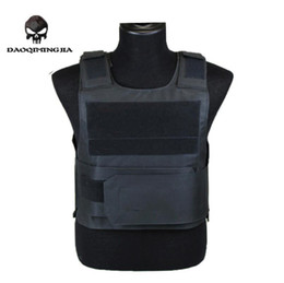 Wholesale Hunting Tactical Body Armor JPC Molle Plate Carrier Vest Outdoor CS Game Paintball Airsoft Vest Molle Waistcoat ClimbingTraining Equipment