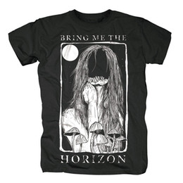 fee5e133 mens designer t shirts shirt Bring Me The Horizon Men's Tee Summer Casual  Short Sleeve 100% Cotton T shirt Shirt Man Euro Size T-shirt S-XXL