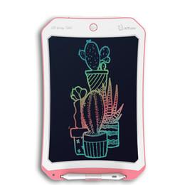 Venta al por mayor de Tableta de escritura LCD a color de 10 pulgadas Dibujo digital Grafic Cojines de escritura a mano Tablero de gráficos electrónicos con llave de bloqueo