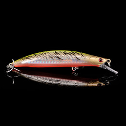 China Fishing Suspension Minnow Super Long Cast Suspending Lure 11cm 13g 13cm 21g Armor Artificial Lures Inner Laser suppliers