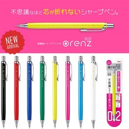 Graphic pens online shopping - 3 Pieces Pentel Orenz Mechanical Pencil mm For Professional Graphics Design pp502