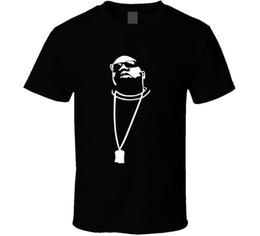 Biggie Shirts UK - Biggie Smalls T Shirt Men Tee Notorious Rap Hip-Hop Many Colors Gift New From US Funny brand t shirt men Fashion Printed