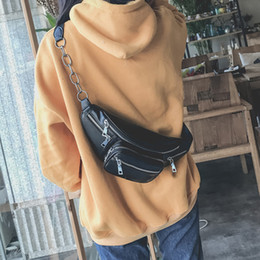 Small Coolers Wholesale NZ - New Arrival Women Waist Bag Fashion Leather Phone Bags Small Belt Bag Multifunction Women Waist Pack Cool Fanny Packs 431