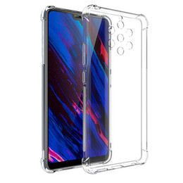 Free Cellphone Cases Australia - For Nokia 9 Pureview stylish TPU transparent Soft Clear cellphone Case with retail package and free shipping