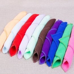 Infant Baby Washcloth Australia - Urijk Hot Sale Cotton Harmless Infant Towel Baby Bath Soft Towel Washcloth Solid Hand Towels Feeding Wipe Cloth High Quality New