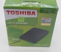 Wholesale NEW quot USB3 External Hard Drive TB Black HDD Portable disk Hot sales