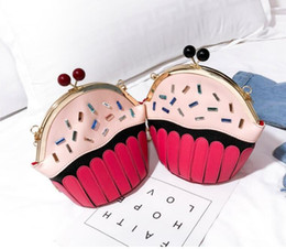 $enCountryForm.capitalKeyWord Australia - Kawaii Clothing Cute Harajuku Ropa Bag Shoulder Cupcake Sweet Bolso Pastel Pink