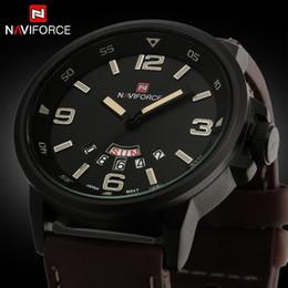 $enCountryForm.capitalKeyWord Australia - 2017 New Brand Fashion Men Sports Watches Men's Quartz Hour Date Clock Man Leather Strap Military Army Waterproof Wrist Watch Y19070603