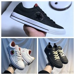 8237ca44b075 2018 One Star⠀Converse 1970s Year Of The Dog Classic Casual Canvas Running  Shoes Fashion Designer Converses Sneakers