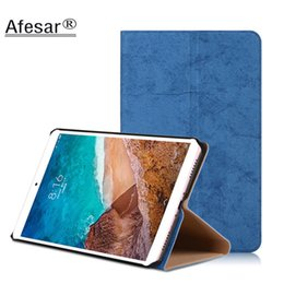 """$enCountryForm.capitalKeyWord NZ - Cover For Xiaomi Mi Pad 4 MiPad 4 Tablets 8"""" inch PC Capa de Couro leather Case with Auto Sleep protective film gift"""