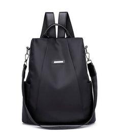 Crystal Diamond Fabrics UK - Shoulder bag oblique bag 2019 ladies backpack shoulder girl waterproof travel bag #Zer