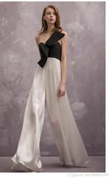 $enCountryForm.capitalKeyWord NZ - 2019 New trousers Advanced customization dress sexy whitered carpet women dress race Saudi Arabian dubai robes evening dresses 2018