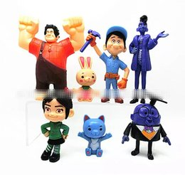 Discount rat toys - Action Figures Super Sonic 6 style 4 Generation Sonic Rat Superhero Micro Landscape Hand Office Model Doll DecorationNew