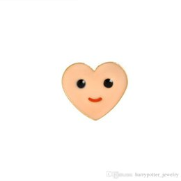 $enCountryForm.capitalKeyWord Australia - Cartoon Balloon Clouds Heart brooch Smile Face Ice cream Slippers Brooches Metal Enamel Pins Button Bag Jacket Collar Badge Jewelry dropship