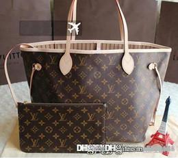 19a0c1335463 Louis Vuitton Women NEWET NEVERFUL MICHAEL v88 KOR Women Bag Brand Leather  Handbags+Wallet Shoulder Bags Totes Purse Clutch atchel UU b S GUCCI LV  Supreme ...