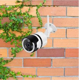 Outdoor Hd Onvif Wifi Camera Australia - Mini HD 1080P Waterproof Outdoor IP Camera P2P WiFi Security Camera Bullet CCTV Surveillance Camera Metal Shell Onvif