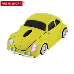 $enCountryForm.capitalKeyWord Australia - Wireless Car Mouse Optical Computer Mouse Gamer Cool Beetle Car Shape Mice 2.4Ghz 1600DPI Mini Gaming Mause For PC Laptop Gift