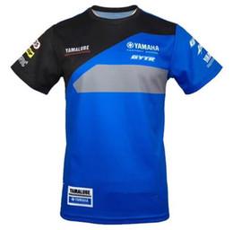 Ree transporte para YAMAHA Motocross jersey Downhill transpiração wicking T-shirt cross country mountain bike jerseys respirável em Promoção