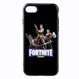 $enCountryForm.capitalKeyWord UK - Popular Fornite Game Print Phone Case for IPhone X 6 6S 6plus 6S Plus 7 8 7plus 8plus Fashion Brand Phone Case Protection 12 Style Available