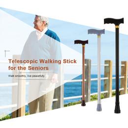$enCountryForm.capitalKeyWord Australia - Telescopic Walking Stick Metal Adjustable Collapsible Travel Cane Camping Trekking Stick pole for Seniors Elderly Disabled Hiking Magic Cane